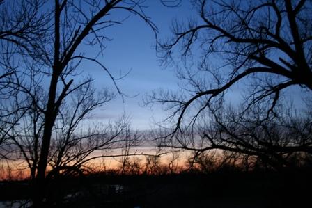 Sunrise Copyright 2012 by R.O. Robbins