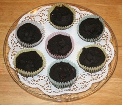 Chocolate Cupcakes Copyright 2013 by R.A. Robbins