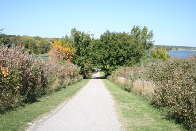 Fall at Chalco #8 Copyright 2013 by R.A. Robbins