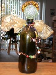 bottle angel