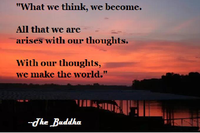 201908-Buddha on Thoughts